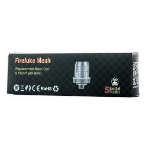 FreeMax Fireluke Mesh Replacement Coils 5-Pack - TNX2 Mesh 0.15 ohm
