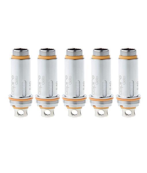 Aspire Cleito 5-Pack Coils - 0.2 ohm