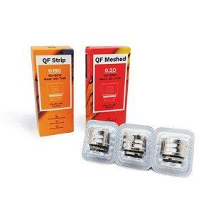 Vaporesso QF Coils 3-Pack - Strip 0.15 ohm
