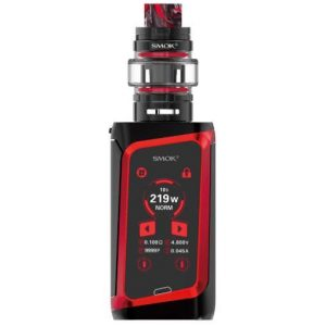 SMOK Morph 219 Kit - Black Red