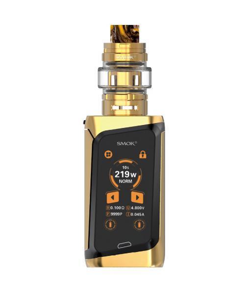 SMOK Morph 219 Kit - Gold Black