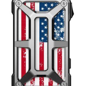 Rincoe Mechman Mod - Steel Bone American Flag Stainless Steel