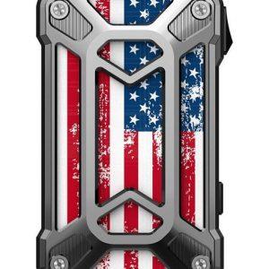Rincoe Mechman Mod - Steel Case American Flag Stainless Steel