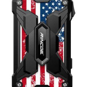 Rincoe Mechman Mod - Steel Wings American Flag Black