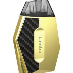 OneVape Lambo Pod System - Limited Edition Gold CF