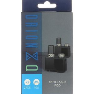 Lost Vape Orion Q Replacement Pods 2-Pack - 1.0 ohm