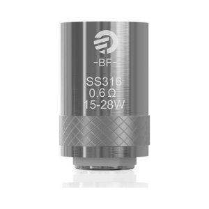 Joyetech BF SS316 Coil 5-Pack - 0.6 ohm