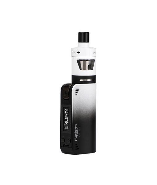 Innokin CoolFire Mini Zenith D22 Kit - White and Black