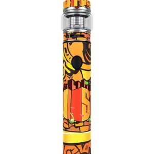 Freemax Twister Kit - Graffiti Orange