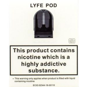 Augvape Tuglyfe Replacement Pods 4-Pack - Default Title