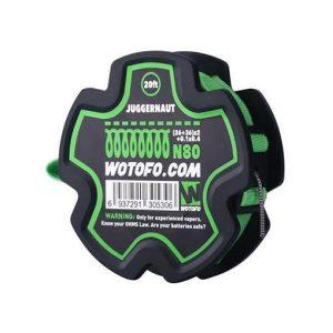 Wotofo Juggernaut Wire Roll - 20 Feet - Default Title