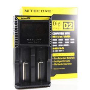 Nitecore D2 Battery Charger - Default Title