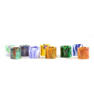 Cleito-Style Resin Drip Tips - Default Title