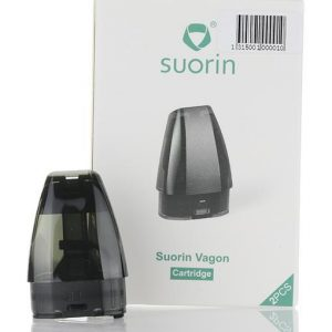 Suorin Vagon Replacement Pods 2-Pack - Default Title