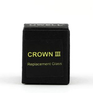 Uwell Crown 3 5ml Replacement Glass - Default Title