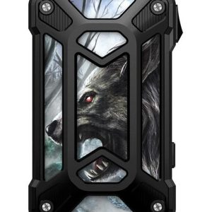 Rincoe Mechman Mod - Steel Case Wolf Black
