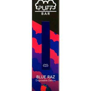 Puff Bar Disposable Pod Device - Blue Raz 50mg