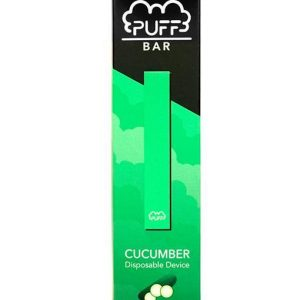 Puff Bar Disposable Pod Device - Cucumber 50mg