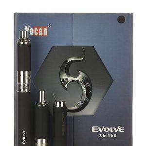 Yocan Evolve 3-in-1 Kit - Black