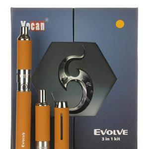 Yocan Evolve 3-in-1 Kit - Orange
