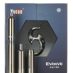 Yocan Evolve 3-in-1 Kit - Sliver