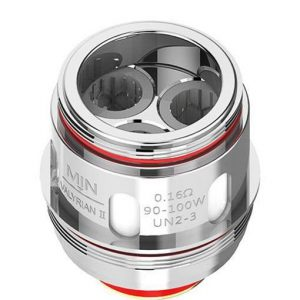 UWELL Valyrian II Replacement Coils 2-Pack - Triple Mesh 0.16