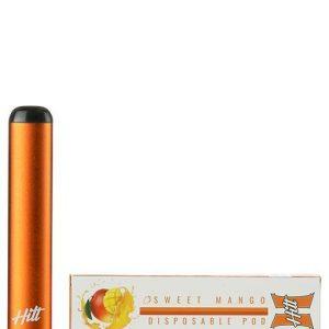 HITT Go Disposable Pod System - Mango