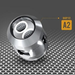 Smok Baby V2 A2 Coil (0.2ohm) - Stainless Steel