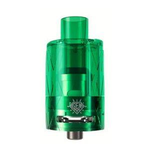 Freemax GEMM Disposable Tank - G1 0.12ohm 2pk-Green