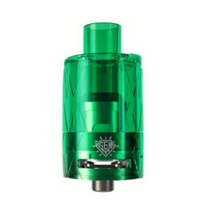 Freemax GEMM Disposable Tank - G3 0.15ohm 2pk-Green