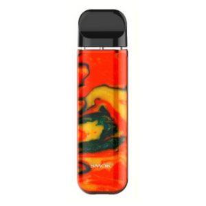 SMOK Novo 2 Kit - Red/Yellow Resin