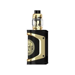 Geekvape Aegis Legend Limited Edition Kit with Zeus Tank - Gold