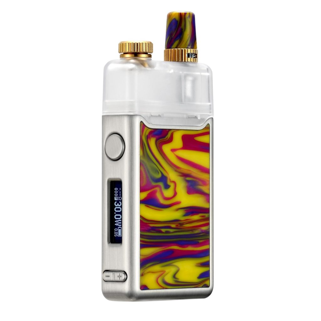 The Orchid Kit by Orchid Vapor - Purple Resin