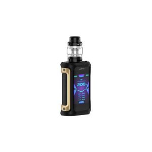 Geekvape Aegis X Kit - Gold/Black