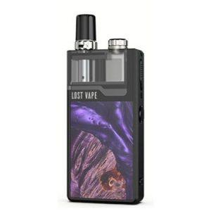 Lost Vape Orion Plus Kit - Black Stabwood