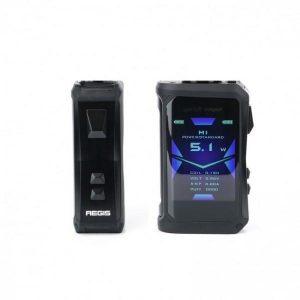 GeekVape Aegis X Zeus 200W Full Kit - Black/Silver