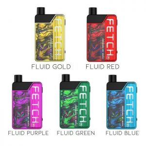 Smok Fetch Mini Kit (Acrylic Version) - Fluid Gold