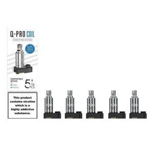 Lost Vape Q Pro Coil - 1.0ohm