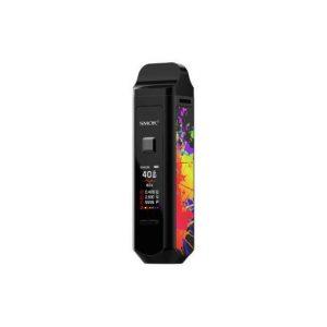 SMOK RPM 40 Kit - Black/7 Color