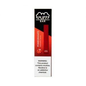 Puff Bar Disposable (5%) - Pomegranate
