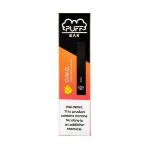 Puff Bar Disposable (5%) - O.M.G