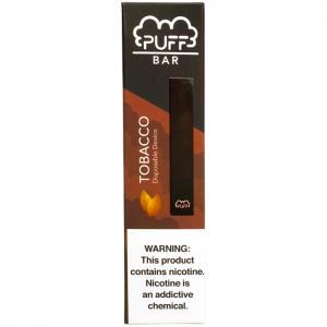 Puff Bar Disposable (5%) - Tobacco