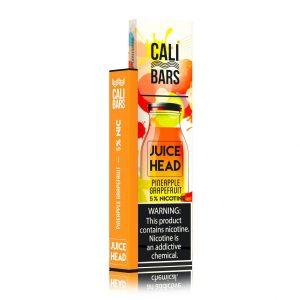 Cali Bars x Juice Head Disposable (5%) - 1 Bar - Pineapple Grapefruit