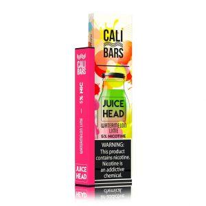 Cali Bars x Juice Head Disposable (5%) - 1 Bar - Watermelon Lime
