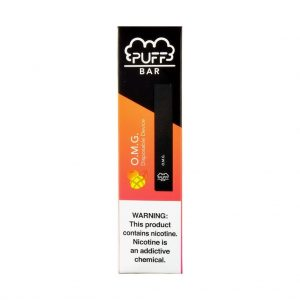 Puff Bar Disposable (2%) - O.M.G