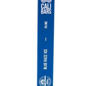 Cali Grown Cali Bar Disposables - Blue Razz Ice 50mg