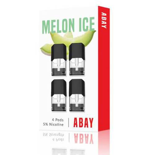 Abay - Melon Ice Flavor Pods (4 Pack) - 1.6ml / 50mg