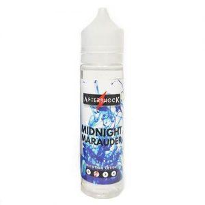 Aftershock E-Liquid - Midnight Maruader - 120ml - 120ml / 0mg