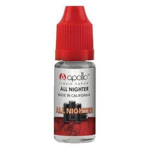 Apollo E-Liquid - All Nighter - 10ml - 10ml / 0mg