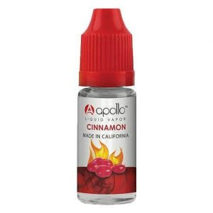 Apollo E-Liquid - Cinnamon - 10ml - 10ml / 0mg